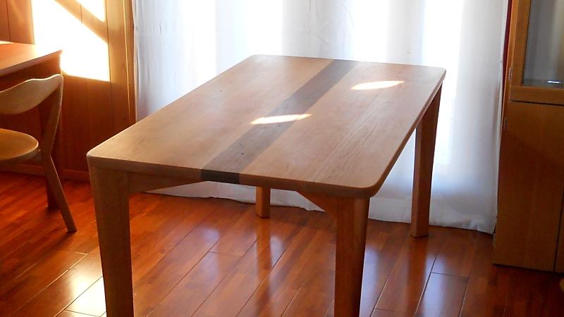 注文家具 ダイニングテーブル