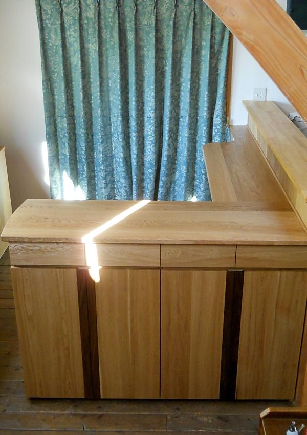 造り付け家具 バーカウンター