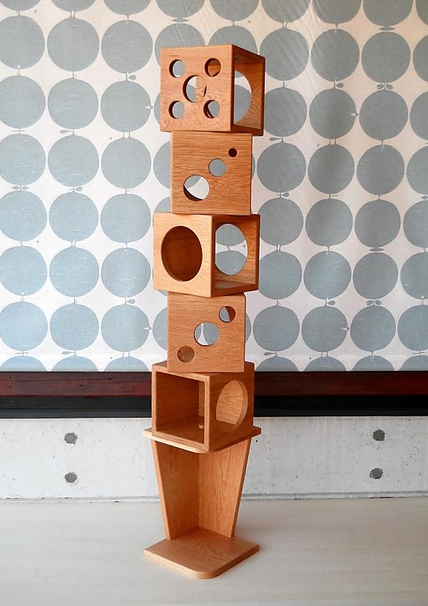 オーダー家具 飾り棚