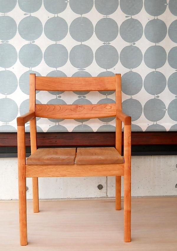 注文家具 肘掛け付椅子