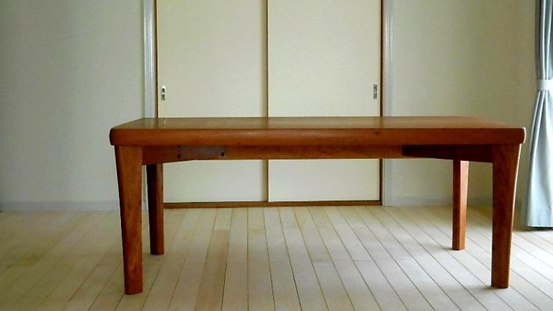 オーダー家具 ダイニングテーブル