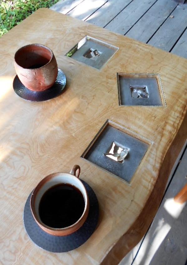 オーダー家具 カフェテーブル