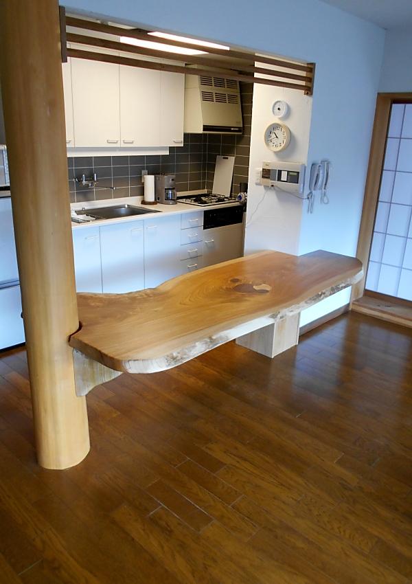 造り付け家具 ワークデスク