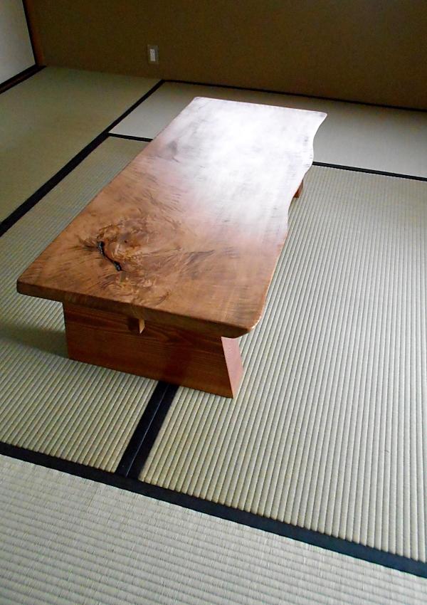 オーダー家具 座卓