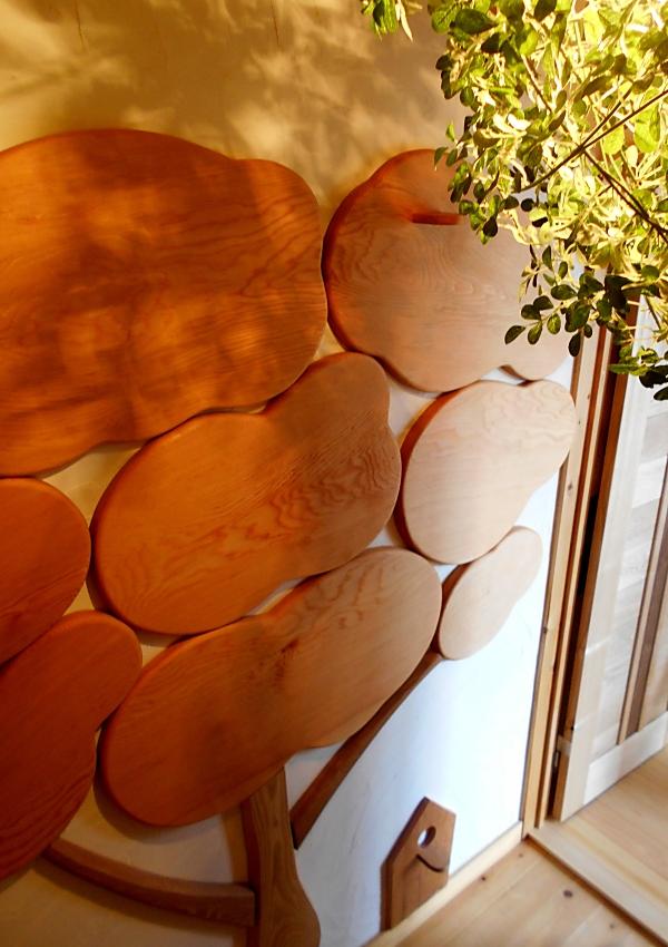 壁 装飾 4
