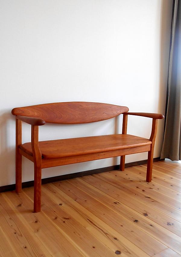 オーダー家具 ベンチ