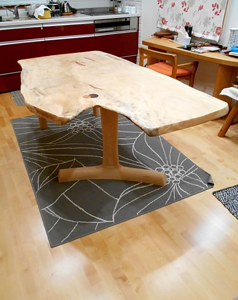 注文家具 テーブル