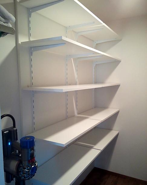 造り付け家具 収納棚