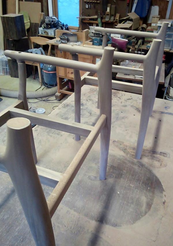 椅子造り3